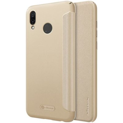 Huawei Honor Play Kotelo Nillkin Sparkle Kulta