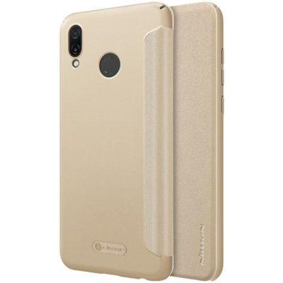 Huawei Honor Play Kotelo Nillkin Sparkle Kulta