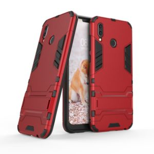 Huawei Honor Play Suojakuori 2-osainen Punainen