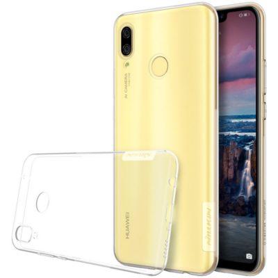 Huawei Nova 3 Kuori Nillkin Nature Läpinäkyvä