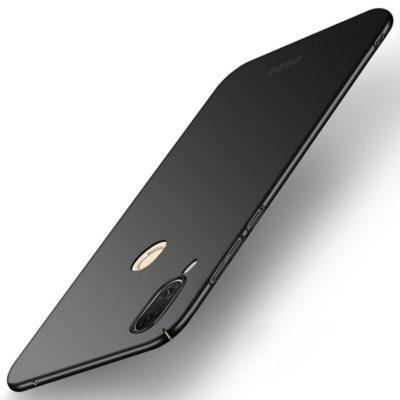 Huawei Nova 3 Suojakuori MOFI Slim Musta