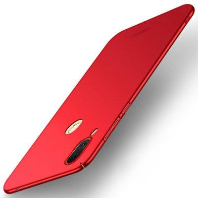 Huawei Nova 3 Suojakuori MOFI Slim Punainen