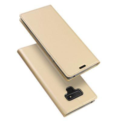 Samsung Galaxy Note 9 Kotelo Dux Ducis Kulta