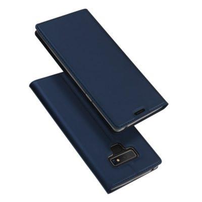 Samsung Galaxy Note 9 Kotelo Dux Ducis Tummansininen