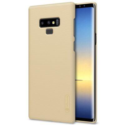 Samsung Galaxy Note 9 Suojakuori Nillkin Kulta