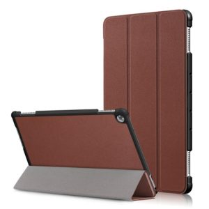Huawei MediaPad M5 Lite 10 10.1″ Kotelo Ruskea