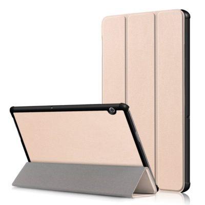 Huawei MediaPad T5 10 10.1″ Suojakotelo Kulta