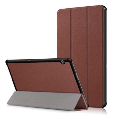 Huawei MediaPad T5 10 10.1″ Suojakotelo Ruskea