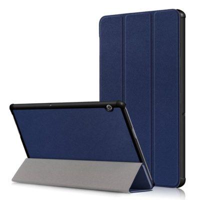 Huawei MediaPad T5 10 10.1″ Suojakotelo Tummansininen