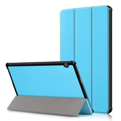 Huawei MediaPad T5 10 10.1″ Suojakotelo Vaaleansininen