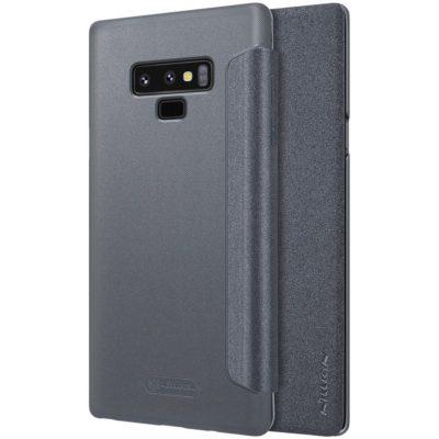 Samsung Galaxy Note 9 Kotelo Nillkin Sparkle Musta