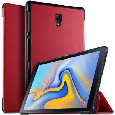 Samsung Galaxy Tab A 10.5 (2018) Kotelo Punainen
