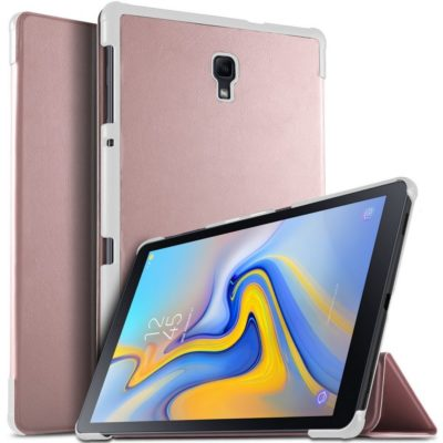 Samsung Galaxy Tab A 10.5 (2018) Kotelo Ruusukulta