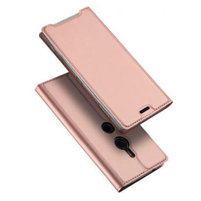 Sony Xperia XZ3 Kotelo Dux Ducis Ruusukulta