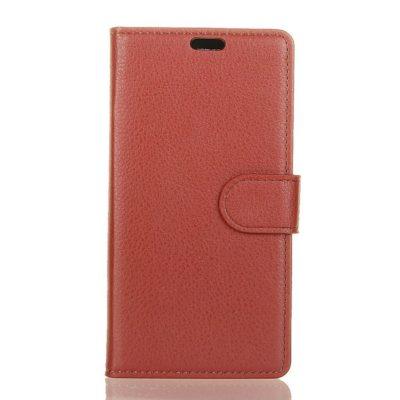 Sony Xperia XZ3 Lompakkokotelo Ruskea