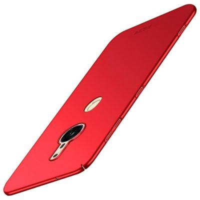 Sony Xperia XZ3 Suojakuori MOFI Slim Punainen
