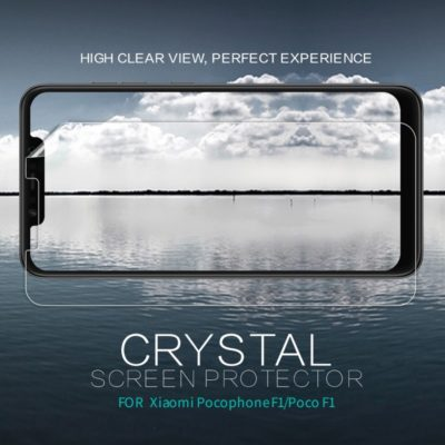 Xiaomi Pocophone F1 Näytön Suojakalvo Nillkin Kirkas