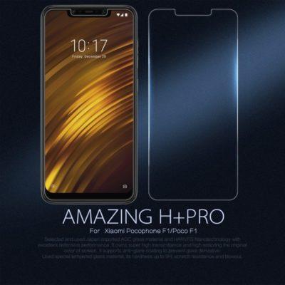 Xiaomi Pocophone F1 Panssarilasi Nillkin Amazing H+Pro