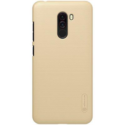 Xiaomi Pocophone F1 Suojakuori Nillkin Frosted Kulta