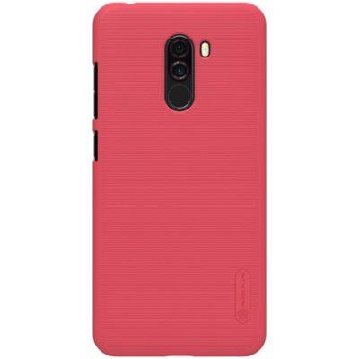 Xiaomi Pocophone F1 Suojakuori Nillkin Frosted Punainen