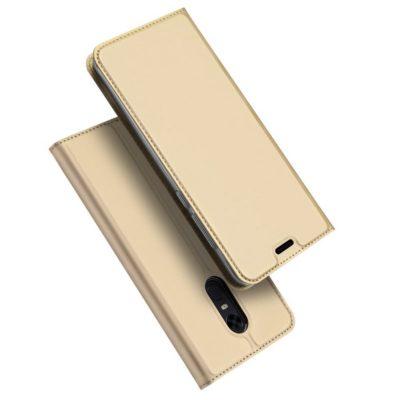 Xiaomi Redmi 5 Plus Kotelo Dux Ducis Kulta