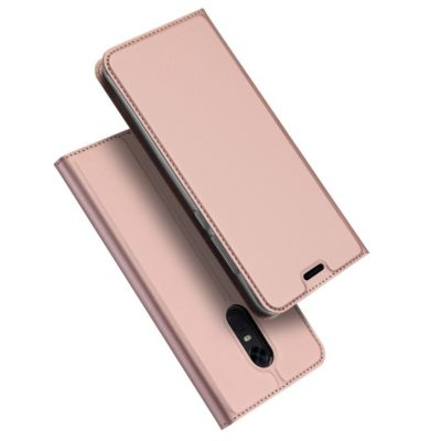 Xiaomi Redmi 5 Plus Kotelo Dux Ducis Ruusukulta