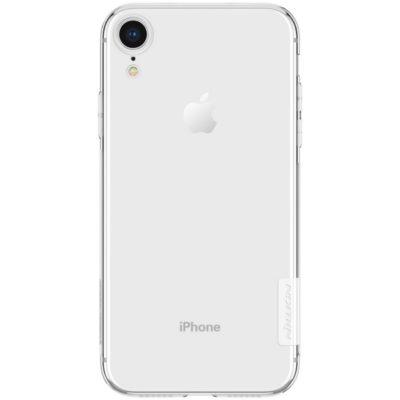 Apple iPhone XR Suojakuori Nillkin Läpinäkyvä