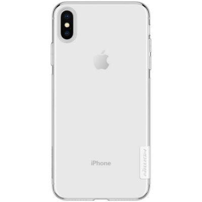 Apple iPhone Xs Max Suojakuori Nillkin Läpinäkyvä