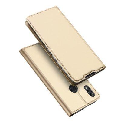 Huawei Honor 8X Kotelo Dux Ducis Kulta