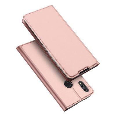 Huawei Honor 8X Kotelo Dux Ducis Ruusukulta