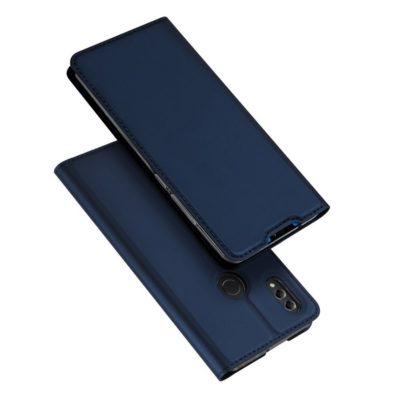 Huawei Honor 8X Kotelo Dux Ducis Tummansininen