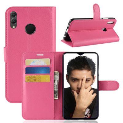 Huawei Honor 8X Lompakkokotelo Pinkki