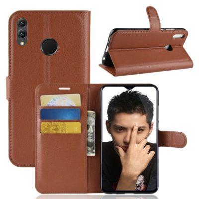 Huawei Honor 8X Lompakkokotelo Ruskea