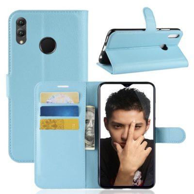 Huawei Honor 8X Lompakkokotelo Vaaleansininen