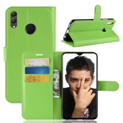 Huawei Honor 8X Lompakkokotelo Vihreä