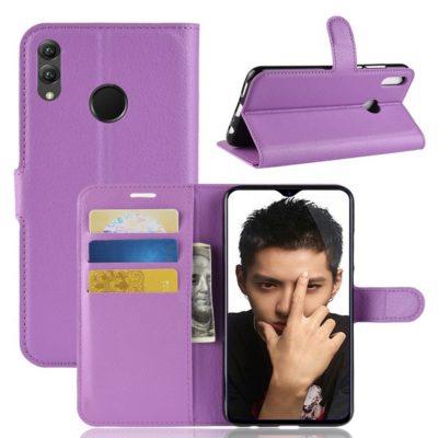 Huawei Honor 8X Lompakkokotelo Violetti