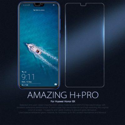 Huawei Honor 8X Panssarilasi Nillkin Amazing H+Pro