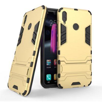 Huawei Honor 8X Suojakuori 2-osainen Kulta