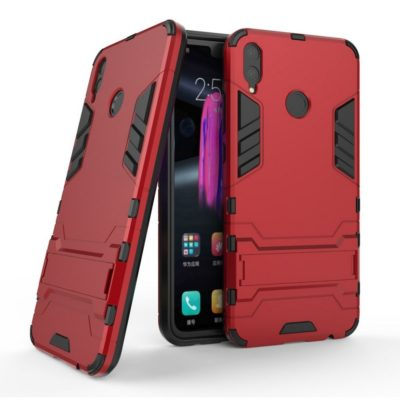 Huawei Honor 8X Suojakuori 2-osainen Punainen