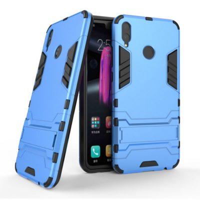 Huawei Honor 8X Suojakuori 2-osainen Vaaleansininen