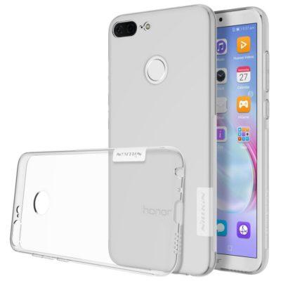 Huawei Honor 9 Lite Suojakuori Nillkin Läpinäkyvä