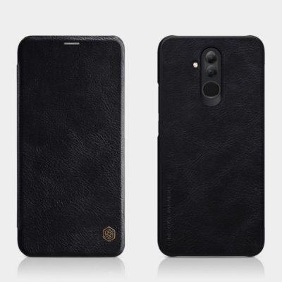Huawei Mate 20 Lite Kotelo Nillkin Qin Musta