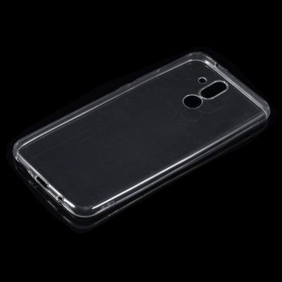 Huawei Mate 20 Lite Suojakuori TPU-muovi Läpinäkyvä