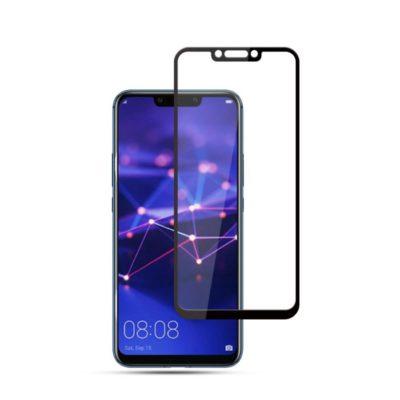 Huawei Mate 20 Lite Täysin Peittävä Panssarilasi Musta