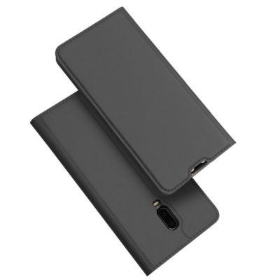 OnePlus 6T Suojakotelo Dux Ducis Tummanharmaa