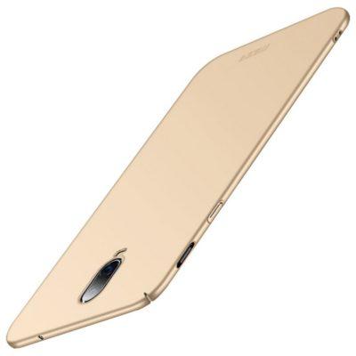 OnePlus 6T Suojakuori MOFI Slim Kulta