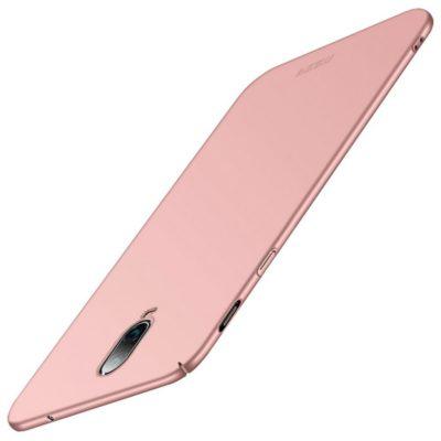 OnePlus 6T Suojakuori MOFI Slim Ruusukulta