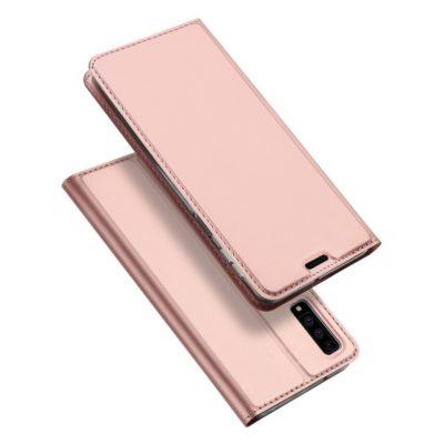 Samsung Galaxy A7 (2018) Kotelo Dux Ducis Ruusukulta