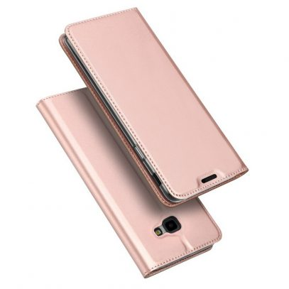 Samsung Galaxy J4+ (2018) Kotelo Dux Ducis Ruusukulta