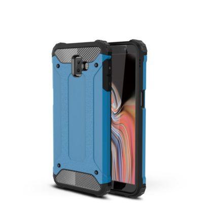 Samsung Galaxy J6+ (2018) Suojakuori Vaaleansininen